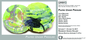 Pulped Under Pressure @ University of Mary Washington