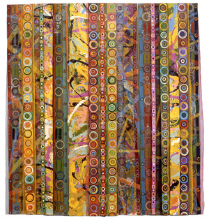 Assemblage, Collage, Mixed Media by Virginia Artists