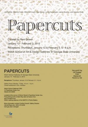 Papercuts at Georgia State University