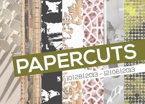 Papercuts at Myers School of Art